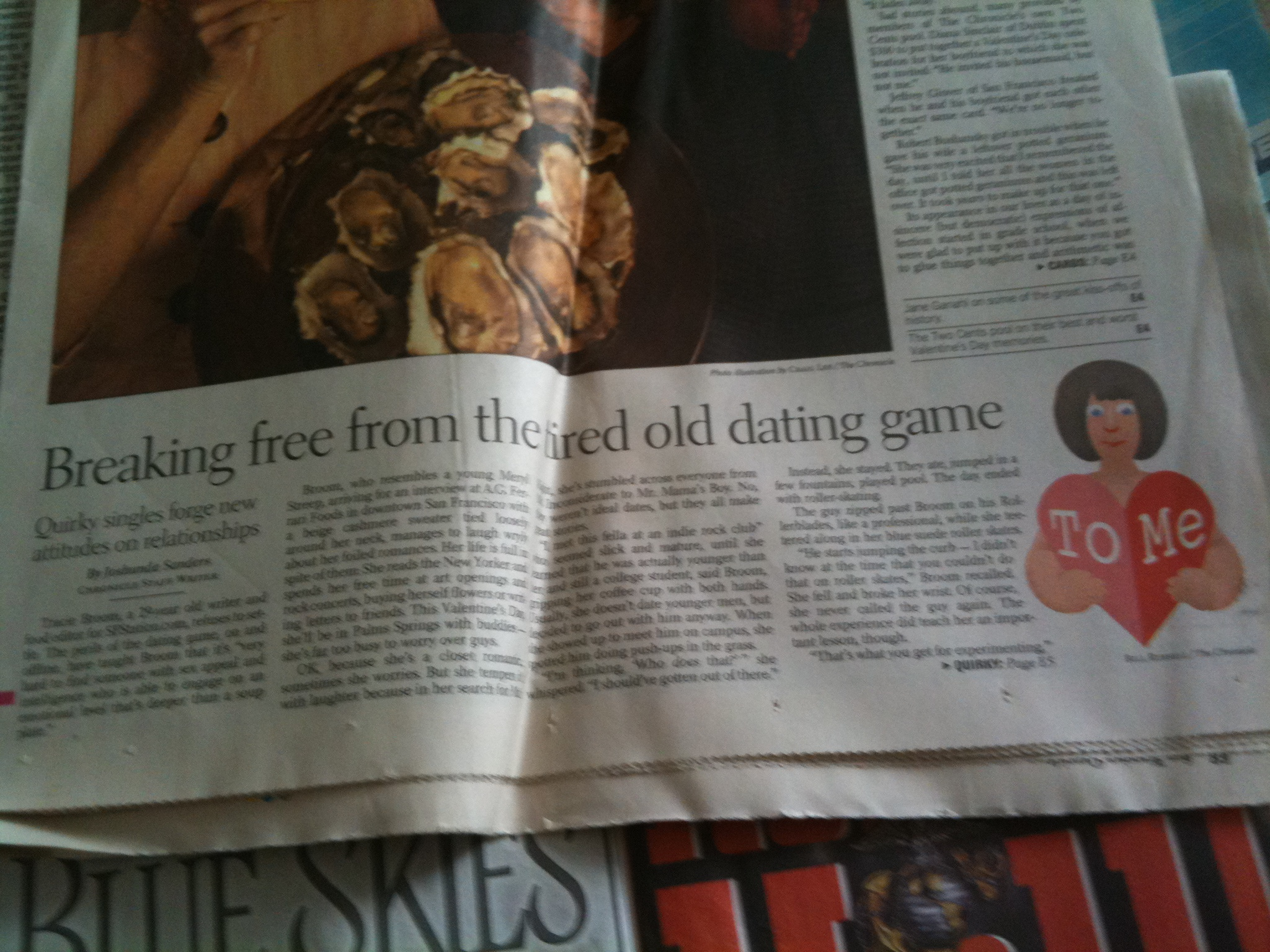 Quirkyalone dating games